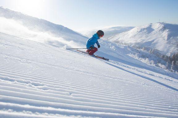 Nu starter 150 dage med ski